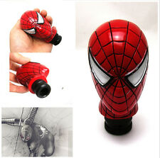 Universal Red Spiderman Car Gear Shift Knob Manual Shifter Handle Stick Lever