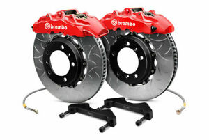 Brembo GT BBK 6-piston Front for 2005-2014 Ford Mustang GT and V6 1M3.8016A2