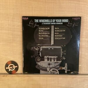 Living Strings Living Voices - The Windmills Of Your Mind Vinyl (VG) Classical