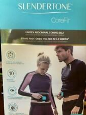 Slendertone Corefit Abdominal Toning Belt Core Abs Workout EMS Toning Technology
