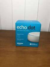 *BRAND NEW* Amazon Echo Dot (3rd Generation) Smart Assistant - Sandstone Fabric