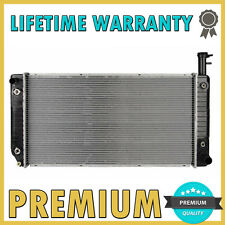 New Premium Radiator For Chevy Express GMC Savana 04-15 V8 Lifetime Warranty
