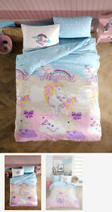 Quality Cover Set Kids Teen 100% Cotton  Kids Bedding Set Cool Pattern Twin Size