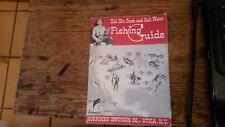 New listing Old Hi's Fresh and Salt Water Fishing Guide Paperback 1954