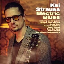 Kai Strauss - Electric Blues [CD]