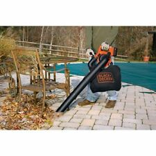 Cordless Yard leaf blower 40V Battery-Powered MAX Lithium Sweeper & Vac Compact