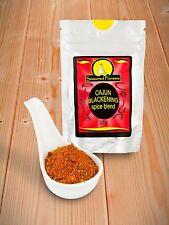 Seasoned Pioneers Cajun Blackening Seasoning Spice Blend 37g Resealable Packet