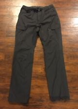 Phenix Women Hiking backpacking stretch pants, Womens Large   NICE!!