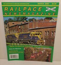 RailPace Magazine - March 2005