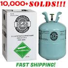 R134A, 134a refrigerant- 30lb Cylinder 1,1,1,2-Tetrafluoroethane AUTOMOTIVE  <br/> USA SELLER  - Factory SEALED - FAST SHIPPING!!