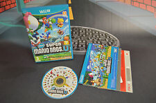 NEW SUPER MARIO BROS U WII U WIIU ENVÍO 24/48H COMBINED SHIPPING