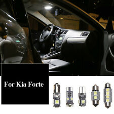 Canbus LED Dome Reading Luggage License Plate Bulbs Light Fit For Kia Forte