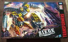 Transformers Generations War for Cybertron Siege Titan Omega Supreme WFC-S29