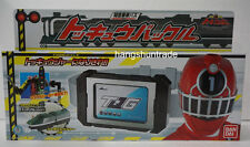 Bandai Power Rangers ToQger ToQBuckle ToQ Buckle Belt with Shield Ressha Playset