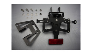 Portamatrícula / Soporte matrícula CNC HONDA MSX - GROM 125 2016-2020