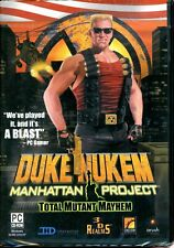 Duke Nukem Manhattan Project - Brand New and Sealed - DVD-Box - PC-Actie