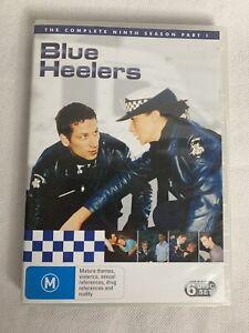 Blue Heelers: Complete Season 9 - Part 1   DVD Series  Ninth Nine