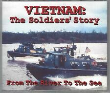 "VIETNAM WAR DVD ""VIETNAM': THE SOLDIERS' STORY - FROM THE RIVER TO THE SEA"""