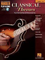 Classical Themes: Mandolin Play-Along Volume 11 (Hal ... by Hal Leonard Publishi