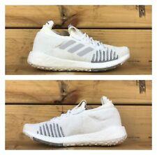 Adidas PulseBoost HD White/Grey Running Shoe Women's Size 7.5 [FU7344]