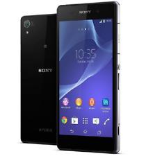 Sony Ericsson Xperia Z2 D6503 4G LTE 16GB Cuatro Nucleos Móvil - Noir Unlocked