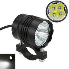 40W 4000LM 4V-84V Motorcycle 4*XM-L T6 LED Driving Headlight Fog Lamp Spot Light