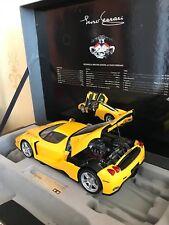 1:12 Tamiya Enzo Ferrari Yellow MODEL 23209