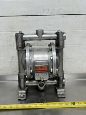 Roughneck Air Operated Double Diaphragm Oil Pump 12gpm 12 Inlet Amp Outlet Y 14