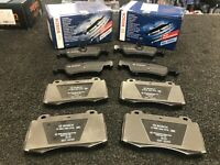 MERCEDES CLS CLS320CDi C219 BRAKE DISC PADS FRONT REAR & PADS