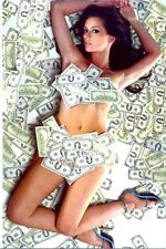 JENNIFER LOVE HEWITT - SORT OF NUDE BUT COVERED IN MONEY !!!!