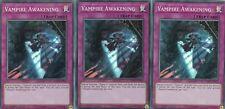 YUGIOH 3 X VAMPIRE AWAKENING - SUPER - DASA-EN010  DARK SAVIORS