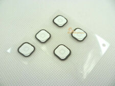 5pcs White Home Button key Rubber Gasket Adhesive fr iPod Touch 5th 5G 32GB 64GB