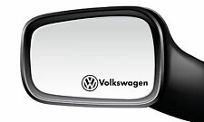4 X Volkswagen car-side mirror-window-vinyl calcomanía / etiqueta adhesiva -215