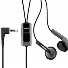 Casques noire Nokia pour téléphone mobile et assistant personnel (PDA)