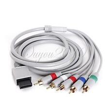 OR Cable HD HDTV AV AUDIO VIDEO Component YUV Pr Nintendo Wii Console Accessoire