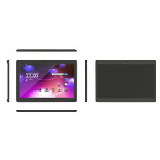 """10.1"""" HD Dual Kamera Tablet PC Mic WIFI Android 6.0 Octa Core 4+64G 2 SIM OTG F"""