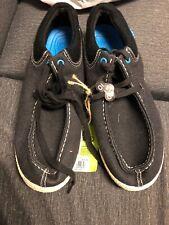 NWT Ocean Minded Roa Chukka Boots -Men's Size 10 -Wool /Blk