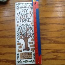 """12"""" Family Tree Branches STICKERS SCRAPBOOKING STICKER PARADE"""