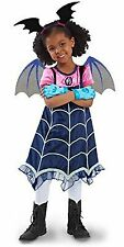 Disney Junior 4 6x Vampirina Bootiful Dress Headband Wings Costume Halloween