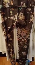 Teeki Wildflower Hot Pant Fox yoga Leggings Large