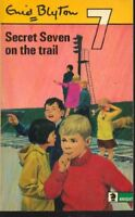 Secret Seven on the Trail (Knight Books)-Enid Blyton