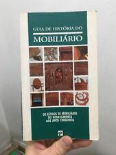 Guia De Historia Do Mobiliario Paperback Riccardo Montenegro 1995