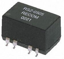 Recom RSZ-0505 1W Isolated DC-DC Converter, Vin 4.75 - 5.25 V DC, Vout 5V DC