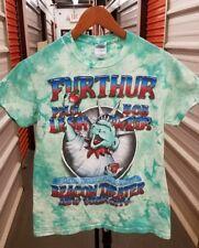 Furthur Fall 2012 Tour Tie Dye T-Shirt Size Sm Phil Lesh Bob Weir Grateful Dead