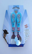 TOY STORY 4 - Fork & Spoon Set- Forky By ZAK - BRAND NEW IN PACKAGE