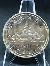 1972 - Specimen Silver Dollar - Voyageur Design #18