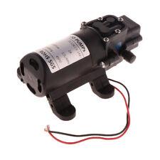 DC 12V High Pressure Sprayer Agricultural Electric Water Pump Diaphragm