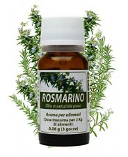 ROSMARINO olio essenziale puro 10 ml - Salus in erbis
