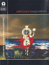 JULIAN COPE PEGGY SUICIDE CASSETTE  ALBUM TEARDROP EXPLODES Pop Rock Psychedelic