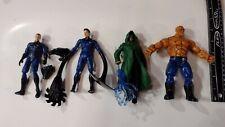 "Marvel Legends 6"" 1/12 Fantastic Four movie action figure Lot diorama Evans"